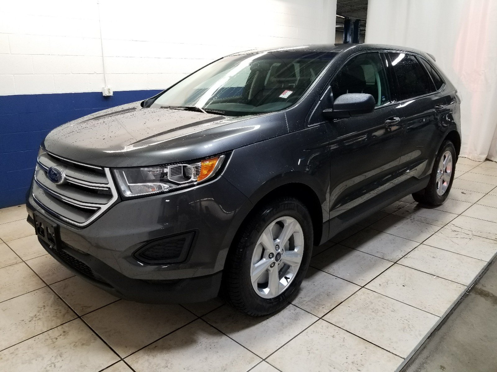 new 2017 ford edge se awd sport utility in morton c20956 mike murphy ford. Black Bedroom Furniture Sets. Home Design Ideas