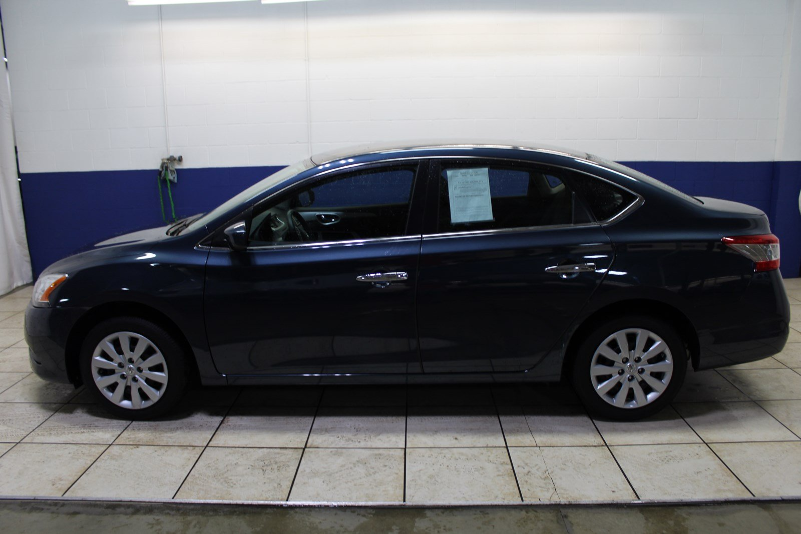 pre-owned 2014 nissan sentra sv 4dr car in morton #669229 | mike